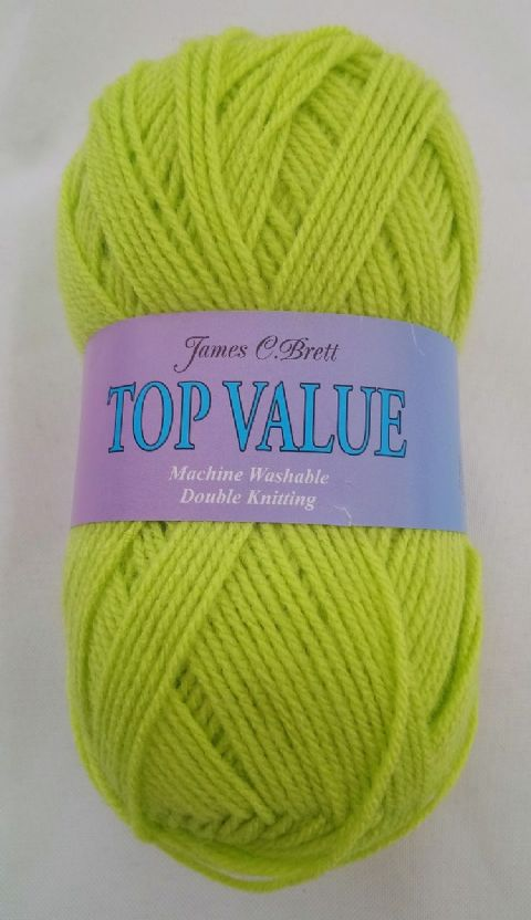 James Brett Top Value Double Knit 100g